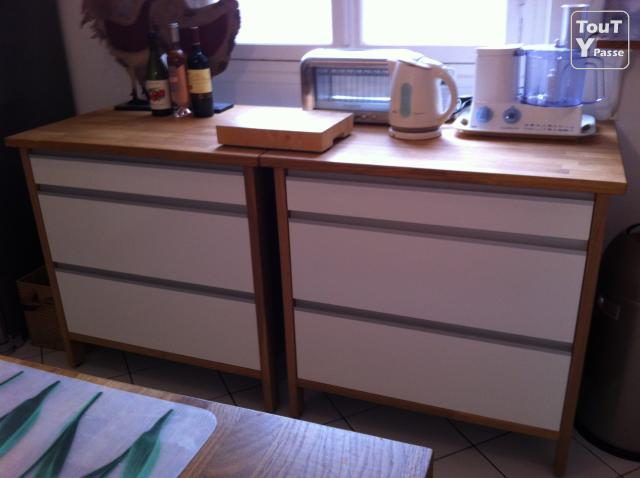 beautiful lments de cuisine indpendants with meuble cuisine indpendant