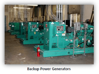 backup power generators