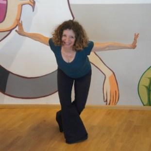 Brigitte Largeteau- Tanzlehrerin für Modern und Jazz Dance - Hip Hop und Videocliptanzen- Kindertanzen