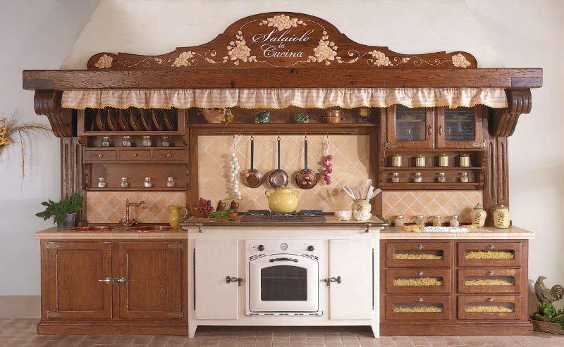 Cappe Rustiche Per Cucine In Muratura