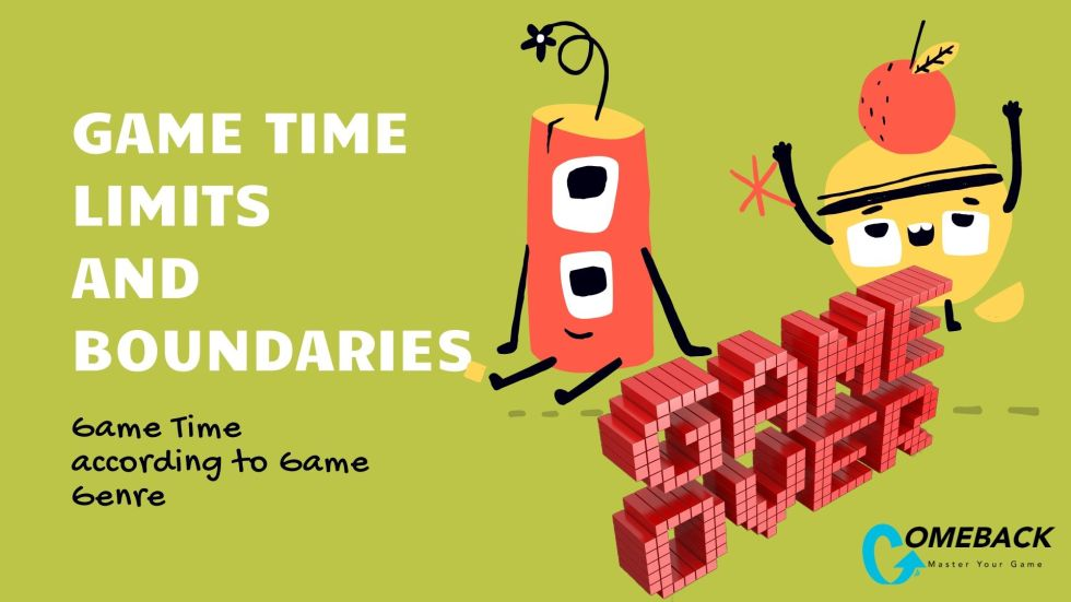 Game Time Limits and Boundaries Banner