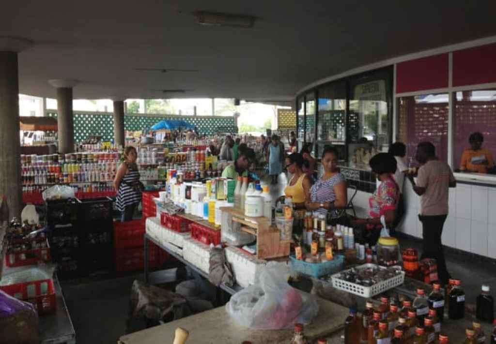 new market punda
