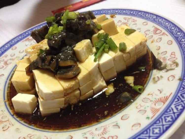 tofu huevos milenarios