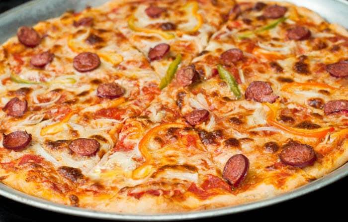 Cómo Hacer Pizza Casera Masa Para Pizza Comederacom