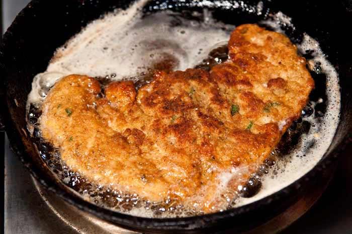 приготовление курицы milanesa