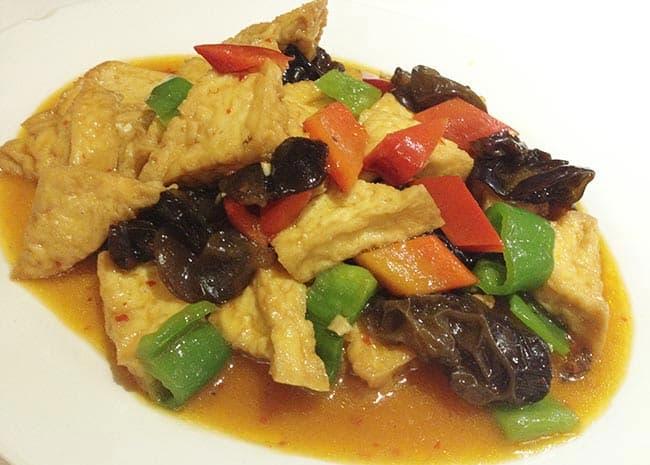 tofu restaurante chino kai yuan madrid