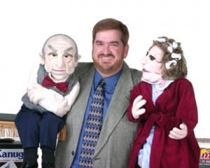 Steve Brogan ventriloquist booking agent