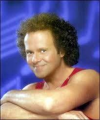 Book or hire fitness expert Richard Simmons