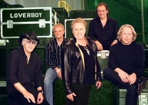 Book or Hire rock band Loverboy