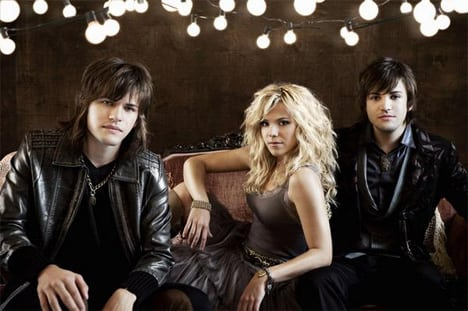 Book or Hire Pop musicians The Band Perry