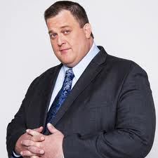 Book or hire standup comedian Billy Gardell