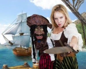 Book or Hire ventriloquist Trish Dunn