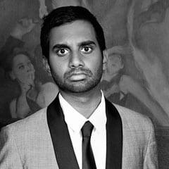 Book or Hire standup comedianAziz Ansari