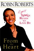 book or hire Robin Roberts: Rules to Live by