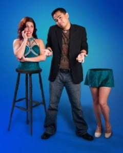 Book or Hire Magic Anthony Salazar