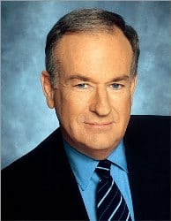 Book or Hire best selling author speaker Bill O'Reilly