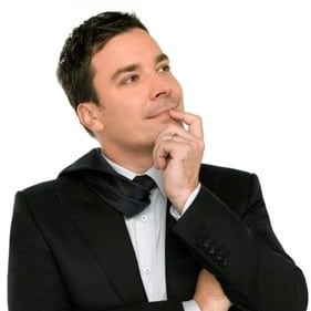 Book or hire clean standup comic Jimmy Fallon