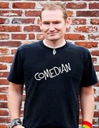 Book or hire standup comedian Bob Smiley