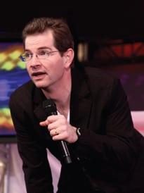 Book or hire christian standup comedian John Branyan