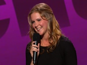 Book and Hire comedian Amy Schumer
