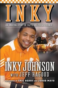 Book and hire Inky Johnson