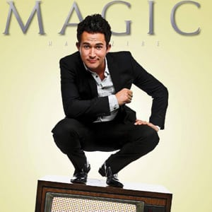 Justin Willman Corporate Magicians Booking Agent