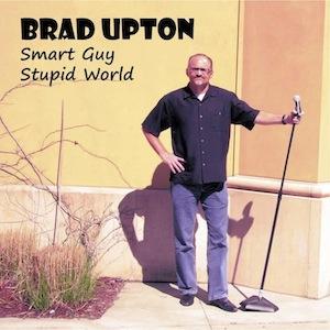 Brad Upton Comedy CD