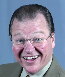 Best agent and agency for booking and hiring humorist and emcee Dale Irvin