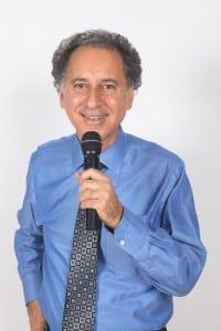 Book or hire comedian Dr. Dan