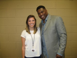 Herschel Walker Booking Agency