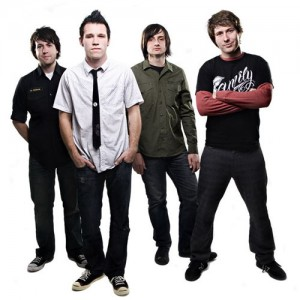 Best agent and agency for booking or hiring live Christian rock bands and musicians Hawk Nelson