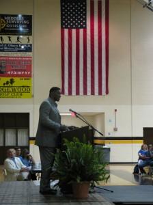 Herschel Walker Public Guest Speaker