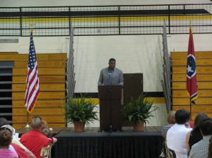 Herschel Walker Speaking Engagement