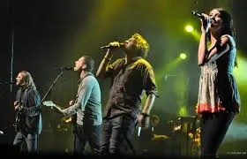 Agent and agency booking and hiring HILLSONG UNITED