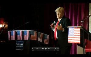 Hire Donald Trump impersonator