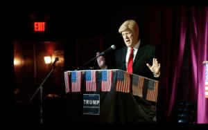 Book Donald Trump Impressionist Jim Gossett