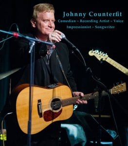 Johnny Counterfit Agency Hire