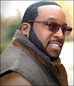 Agent and agency for booking and hiring Marvin Sapp