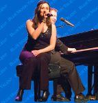 Your best agent and agency for booking and hiring the Dueling Pianos Comedy show of Michael and Amy