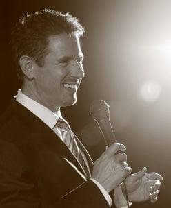 Hiring business speaker Patrick Schwerdtfeger