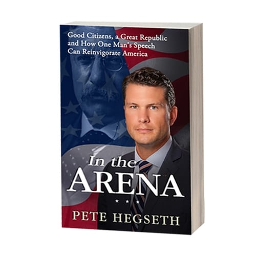 Pete Hegseth book cover