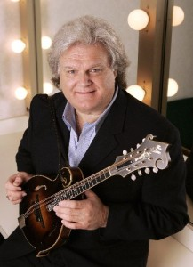 Book or hire bluegrass singer Ricky Skaggs