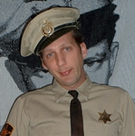 Book and hire Barney Fife impressionist Rik Roberts
