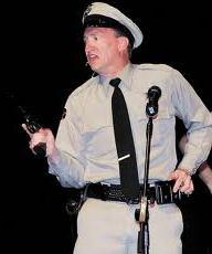 Deputy Barney Fife Look-alike Booking Agency Agent