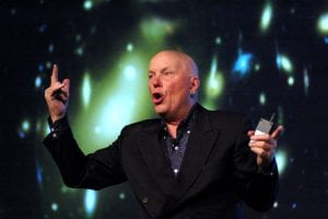 Story Musgrave speakers booking agency
