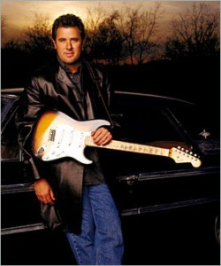 Agent and agency for hiring country musician and country music singer Vince Gill