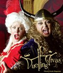 Book or hire The Duelling Divas comedy opera