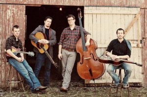 Book or hire bluegrass musicians Mountain Soul