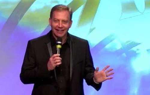 Hire Ricky Kalmon hypnotist keynote speaker