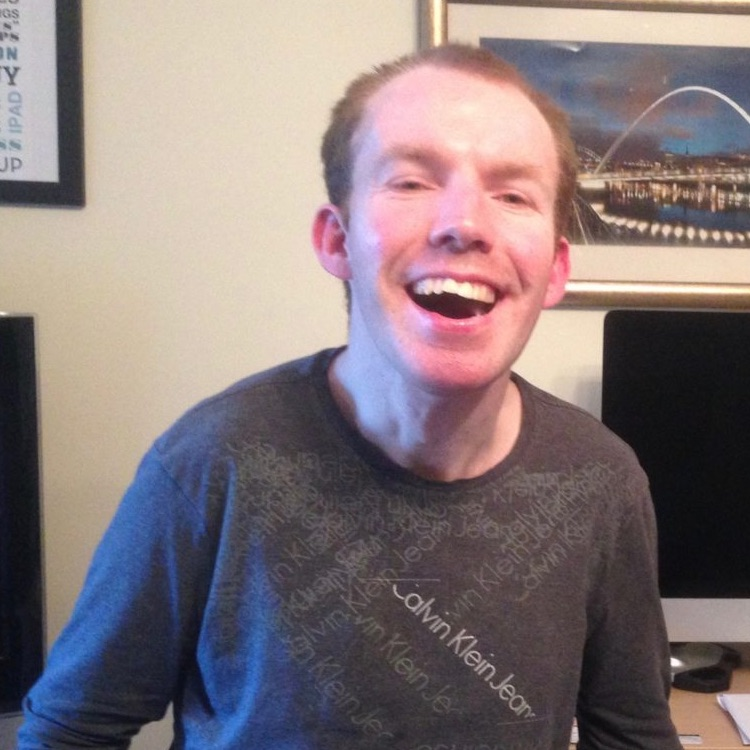 The Comedian's Comedian - 206 – Lost Voice Guy (AKA Lee Ridley)